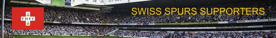 � Swiss Spurs Supporters Banner